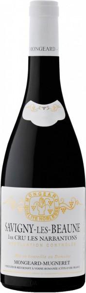 "Вино Domaine Mongeard-Mugneret, Savigny-les-Beaune 1-er Cru ""Les Narbantons"" AOC, 2008"