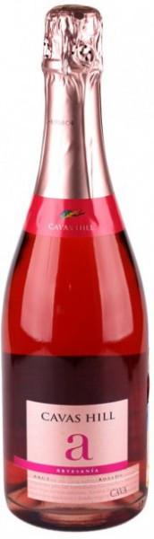 Игристое вино Cavas Hill, Cava Rosado Brut DO