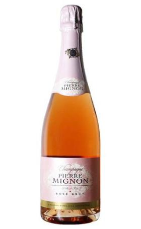 Шампанское Pierre Mignon Rose Brut 0.75л