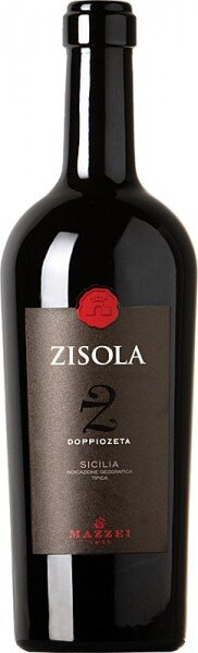 "Вино ""Doppiozeta"", Sicilia IGT, 2008"
