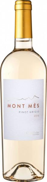 """Вино Castelfeder, """"Mont Mes"""" Pinot Grigio, Vigneti delle Dolomiti IGT, 2015"""