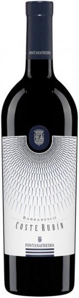"Вино Fontanafredda, ""Coste Rubin"", Barbaresco DOCG, 2006, 0.375 л"