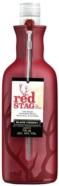 "Виски Red Stag ""Black Cherry"", with bottle cooler, 0.7 л"
