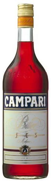 Аперитив Campari Bitter Aperitif, 1 л