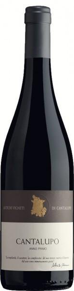 """Вино Antichi Vigneti di Cantalupo, """"Cantalupo Anno Primo"""", Ghemme DOCG, 2009"""