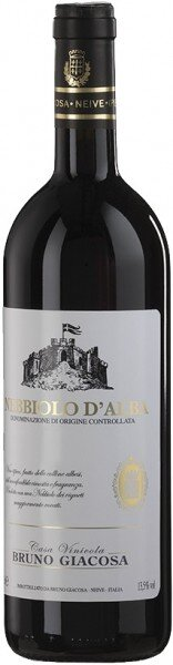 Вино Bruno Giacosa, Nebbiolo d'Alba DOC, 2013