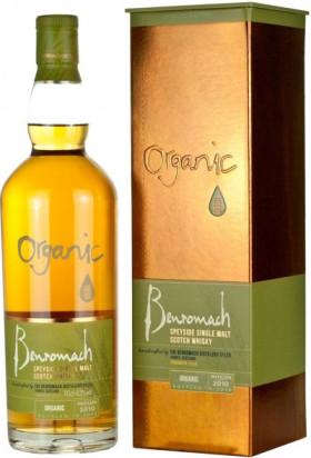 Виски Benromach Organic, 2010, gift box, 0.7 л