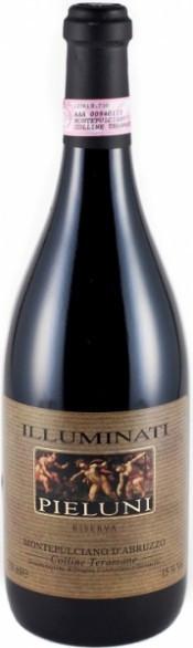 Вино Pieluni Riserva Montepulciano d'Abruzzo Colline Teramane DOCG, 2007