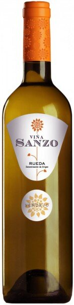 """Вино Rodriguez Sanzo, """"Vina Sanzo"""" Verdejo, Rueda DO, 2012"""