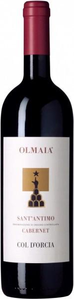 "Вино ""Olmaia"", Sant' Antimo DOC Cabernet, 2012"