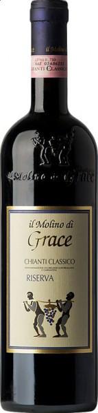 Вино Il Molino di Grace, Chianti Classico Riserva DOCG, 2007