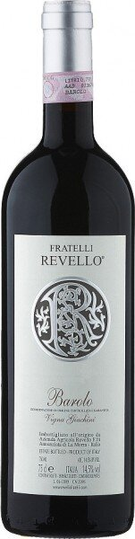 "Вино Fratelli Revello, ""Vigna Giachini"", Barolo DOCG, 2010"