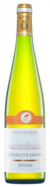 Вино J.P.Muller, Gewurztraminer, Alsace AOC