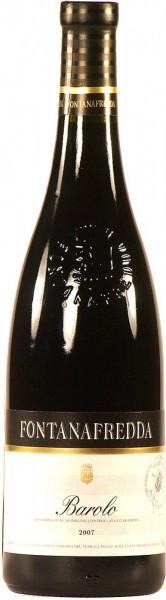 Вино Fontanafredda, Barolo DOCG, 2007, 0.375 л