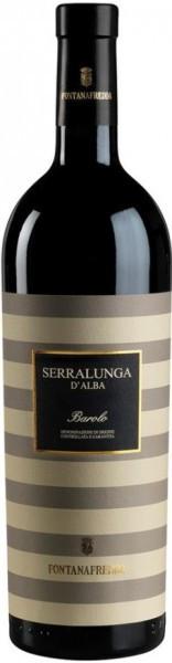 Вино Fontanafredda, Serralunga d'Alba, Barolo DOCG, 2008