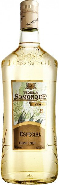 """Текила """"Somonque"""" Gold, 0.7 л"""