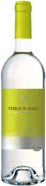 """Вино Vila Real, """"Terras de Alleu"""" Branco"""