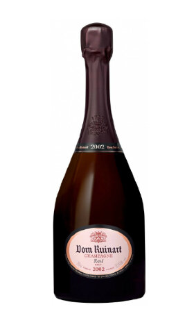 Шампанское Dom Ruinart Rose Brut 2002 0.75л