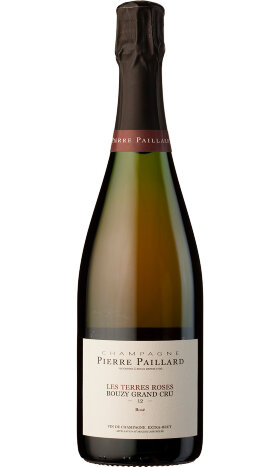 Шампанское Pierre Paillard Les Terres Roses 14 Rose Bouzy Grand Cru Extra Brut 0.75л