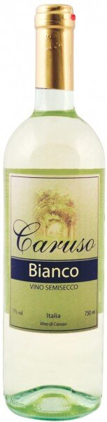 """Вино """"Caruso"""" Bianco Semisecco"""