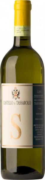Вино Castello di Tassarolo, Gavi Tassarolo DOCG, 2015