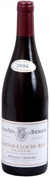 "Вино Domaine Baron Thenard, Corton Grand Cru ""Clos du Roi"", 2006"