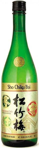 Саке Sho Chiku Bai, 0.75 л