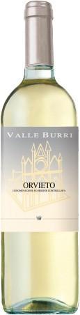 "Вино Gruppo Vini Selezionati, ""Valle Burri"", Orvieto DOC"