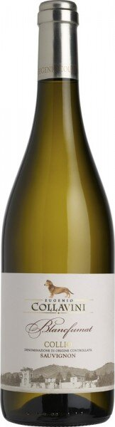 "Вино Eugenio Collavini, ""Blanc Fumat"" Sauvignon, Collio DOC, 2015"