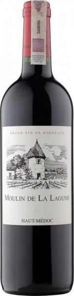 "Вино ""Moulin de La Lagune"", Haut-Medoc AOC, 2012"