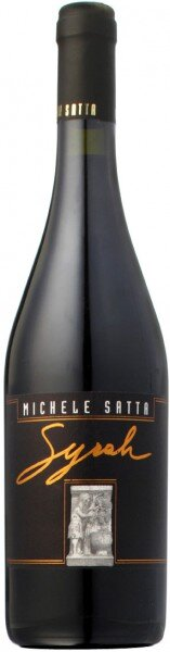 Вино Michele Satta, Syrah, Toscana IGT, 2008