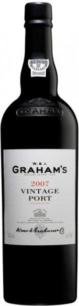 Вино Graham's Vintage Port 2007
