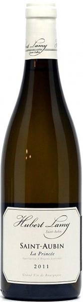 """Вино Saint-Aubin """"La Princee"""" AOC, 2011, 0.375 л"""