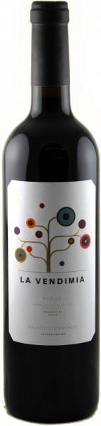 """Вино """"La Vendimia"""", Rioja DOC, 2011"""