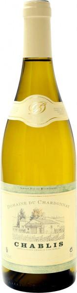 Вино Domaine du Chardonnay, Chablis, 2015