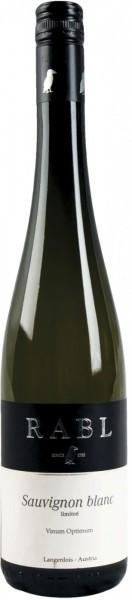 """Вино Rabl, """"Vinum Optimum"""" Sauvignon Blanc, 2014"""