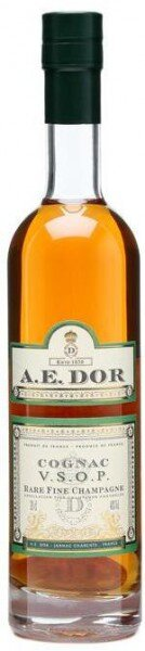 Коньяк A.E. Dor VSOP Rare Fine Champagne, 0.2 л