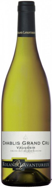 "Вино Roland Lavantureux, Chablis Grand Cru ""Vaudesir"" AOC, 2014"