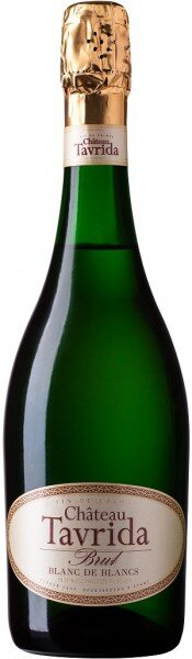 """Игристое вино """"Chateau Tavrida"""" Brut Blanc de Blancs"""
