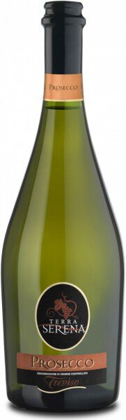 """Игристое вино """"Terra Serena"""" Prosecco Frizzante, Treviso DOC"""