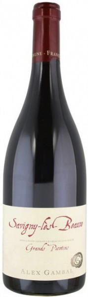 "Вино Alex Gambal, Savigny-les-Beaune ""Grands Picotins"" AOC, 2014"