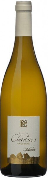 Вино Chatelain, Sancerre Selection, Sancerre AOC, 2012, 0.375 л