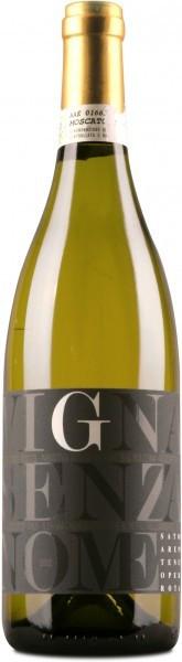 Игристое вино Vigna Senza Nome Moscato d'Asti DOCG 2009
