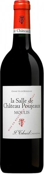 """Вино """"La Salle de Chateau Poujeaux"""", Moulis-en-Medoc AOC, 2011"""