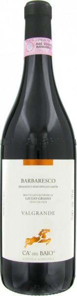 "Вино Ca'del Baio, Barbaresco DOCG ""Valgrande"", 2010"