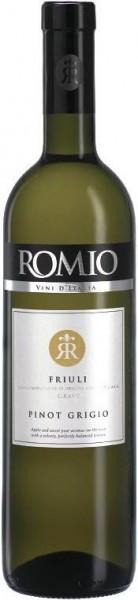 """Вино """"Romio"""" Pinot Grigio, Friuli Grave DOC, 2014"""