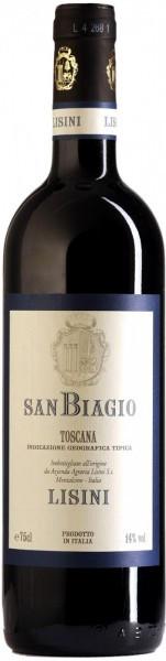 "Вино Lisini, ""San Biagio"", 2014"