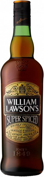 "Виски ""William Lawson's"" Super Spiced, 0.7 л"