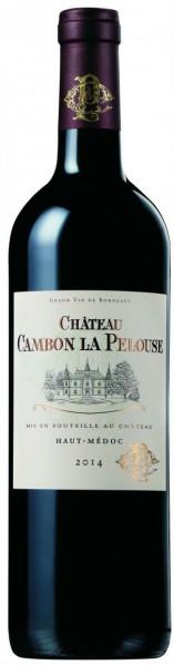 Вино Chateau Cambon La Pelouse, Cru Bourgeois Superieur, 2014