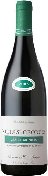 Вино Nuits-St-Georges 1-er Cru AOC Les Chaignots 2005